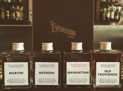 Negroni's on the go thanks to The Everleigh Bottling Co.!