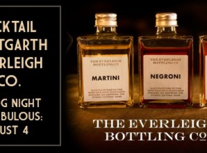 Everleigh Bottling Co. partner with Palace Cinemas